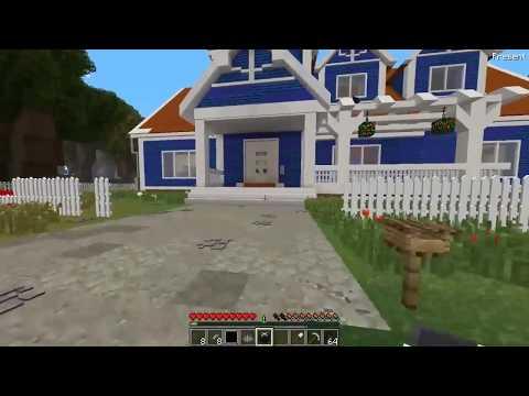 Minecraft | Hello Neighbor - WHO DID THE NEIGHBOR KILL? (Hello Neighbor in Minecraft)