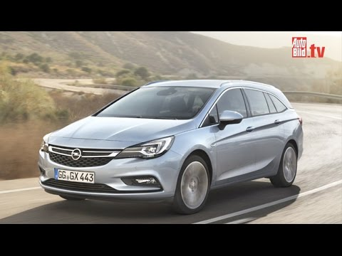 opel astra sports tourer 2015 opels kombi auf hungerkur youtube. Black Bedroom Furniture Sets. Home Design Ideas