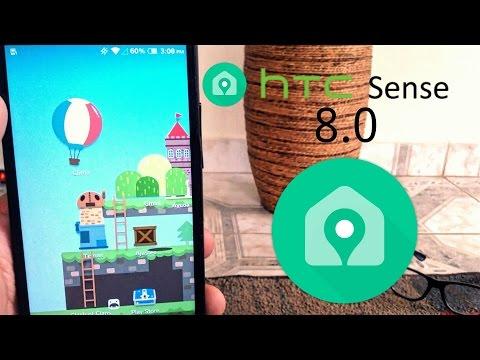 HTC Sense 8.0 - Nuevo estilo libre :0