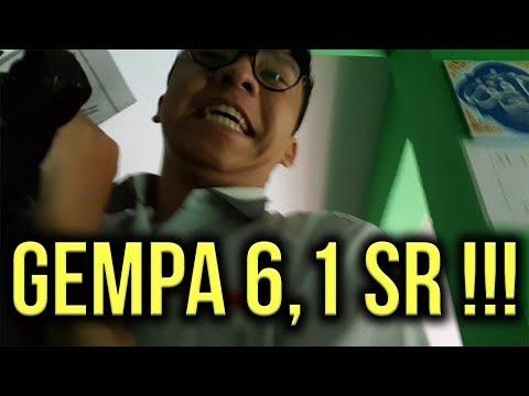 GEMPA 6,1 SR !!! - SMA VLOG WEEK 3 (SMAN 63 JAKARTA)