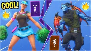 FORTNITE DANCES THAT LOOK BETTER WITH THESE SKINS..! (LOOKS & SOUND BETTER) - Pt.2