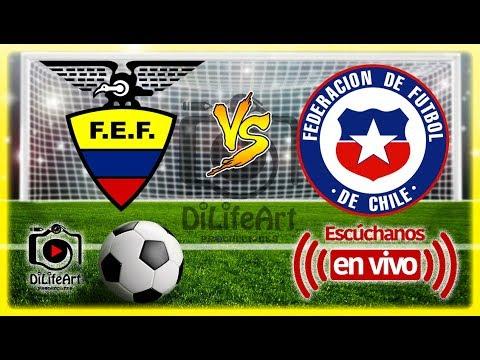 Ecuador VS Chile en VIVO ⭐ COPA AMÉRICA 2019 🏆 Radio Online  ⚽