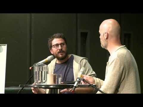 "Day 6 OIAF 2015: Gianluca Iumiento ""Interaction technique - Space strategies for actors"""