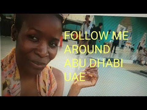BLACK REAL LIFE IN THE EMIRATES OF ABU DHABI