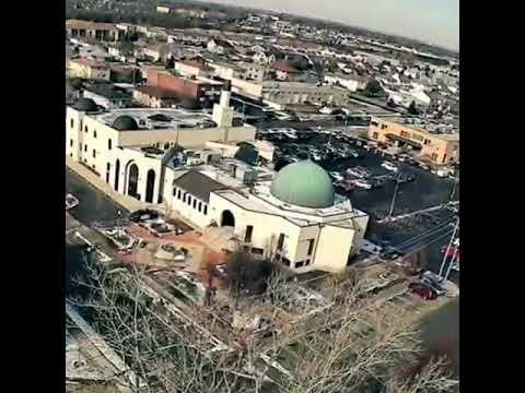 The prayer center of orland park and the mosque foundation of Bridgeview
