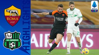Roma 0 0 Sassuolo Sassuolo Hold Roma To A Draw Serie A TIM