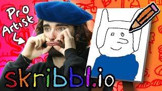 Skribblio - He's A Professional Artist!