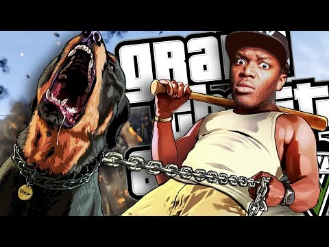 Thumbnail: GTA IS BACK BABY!!!!