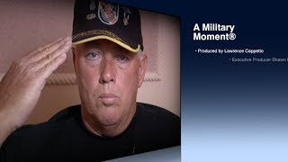 Vietnam Special Forces Green Beret, Carl Griggs, A Military Minute®