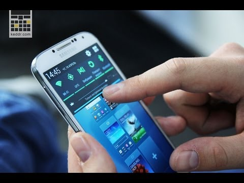 Samsung Galaxy S4: обзор и характеристики (keddr.com)