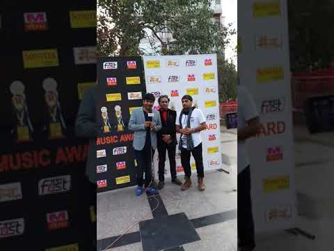 Dev kumar deva RJ vikas dutt Rajesh thukral interview in music maina AWARD