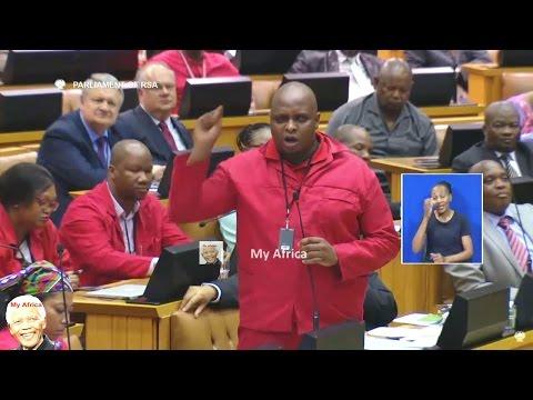 "Floyd Shivambu - ""Zuma Is Going To Kill You"""
