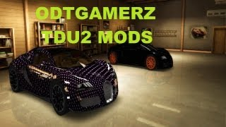 tdu2 how to mod change swap your cars with hex editor