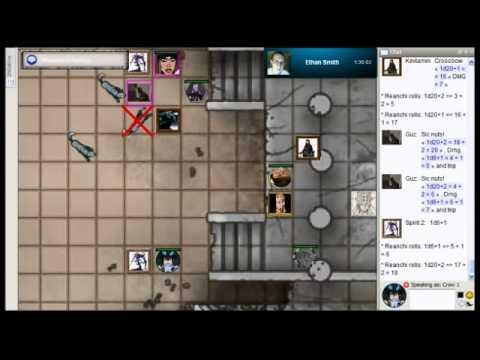 Skype Pathfinder - Kingmaker Session 03