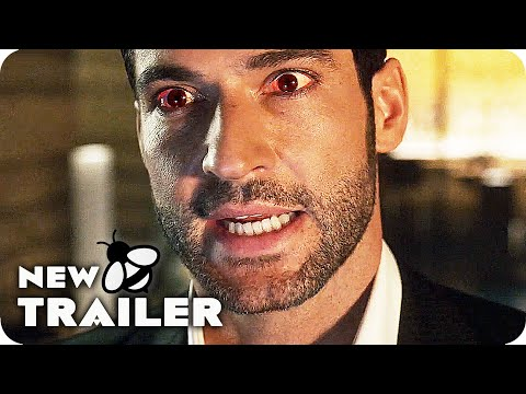 LUCIFER Season 4 Trailer (2019) Netflix Series