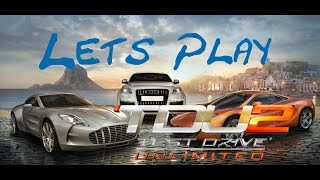 Lets Play Test Drive Unlimeted 2 1 Full HD
