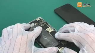 iPhone 6 не работает сенсор/тачскрин. Реболл контроллера U2402(, 2017-03-26T11:13:47.000Z)