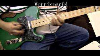THE DOOBIE BROTHERS - LISTEN TO THE MUSIC- Guitar Play along