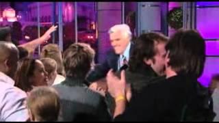 David Kaye - The Jay Leno Show - Live Intro