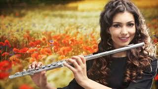 Небесная флейта Фоновая музыка для расслабляющей флейты для мира