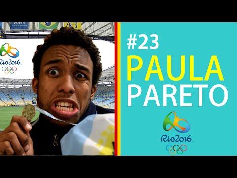 Juegos Olimpicos Rio 2016 - Paula Pareto