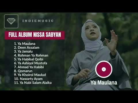 full album nissa sabyan 2018 mp3