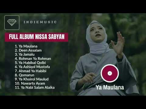 download lagu nissa sabyan ya maulana versi dangdut mp3