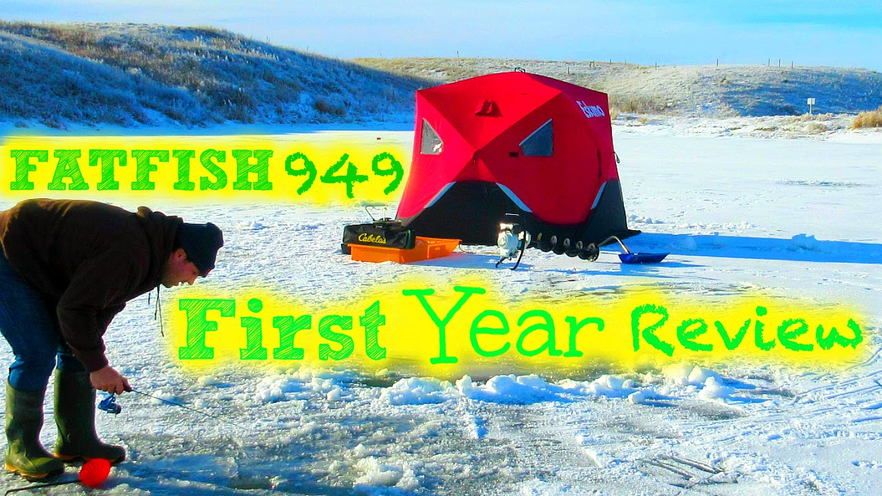 Eskimo FATFISH 949 // Product Review After First Season//