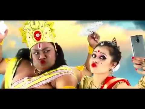 Gods dancing on selfie hanaula