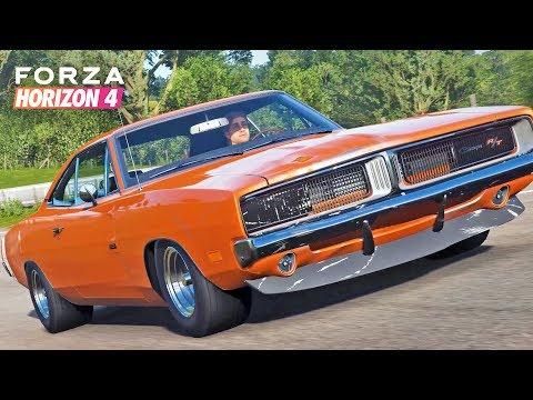 Forza Horizon 4 Demo - First Look!