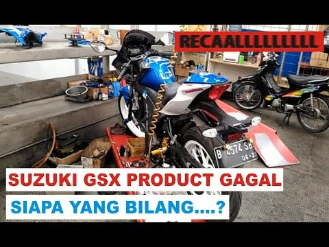 Suzuki GSX Product Gagal, Siapa Bilang..........???