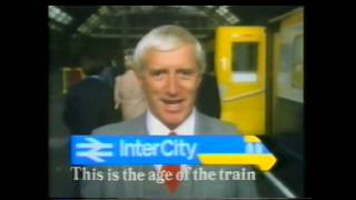 British Rail & London Underground TV Commercials from the 1980s (VHS)
