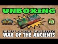 UNBOXING | War of the Ancients | Epic Collection TCG | World of Warcraft