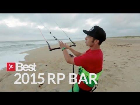 Bars 2015 BEST Redline Perfomance V5 Kitebar Kitesurfen