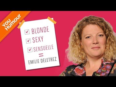 EMILIE DELETREZ, - Blonde, sexy et sensuelle? ...