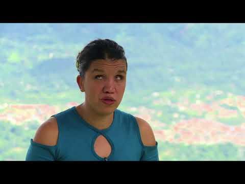 Claudia una luchadura de la vida que aprende gracias al Punto Vive Digital.  C20-N2