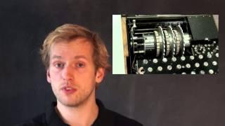 LekkerWissen - Alan Turing Bio (Imitation Game)