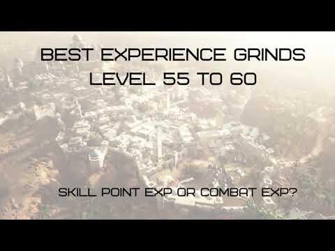Black Desert Online Xbox One | Best Exp Grind Spots 55 to 60