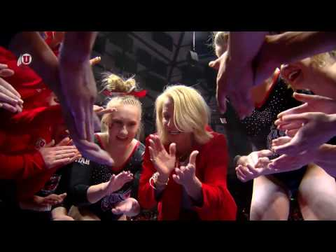 Utah Gymnastics Beats Stanford On Senior Night