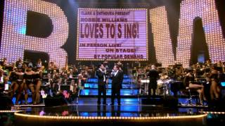 [HD] Well, Did You Evah - Robbie Williams & Jon Lovitz at Royal Albert Hall [2001]