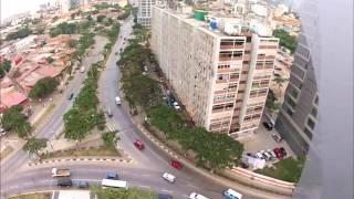 VISÕES II - Praça da Independência Luanda - Angola