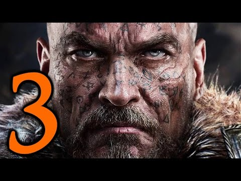 LETS PLAY LORDS OF THE FALLEN - PART 3 - DUTCH PEOPLE...