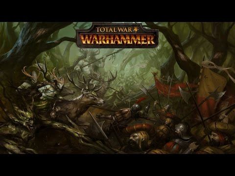 Total War Warhammer - The Wood Elves Lore, Army, Units and Tactics