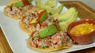 La Mejor!!! Carne Apache Estilo Michoacan