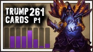 Hearthstone: Trump Cards - 261 - Everybody Gets a Little Bit of Doom - Part 1 (Warlock Arena)