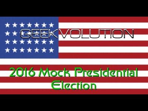 2016 Mock Presidential Election Primaries