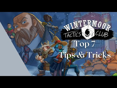 Top 7 Tips And Tricks For Wintermoor Tactics Club  