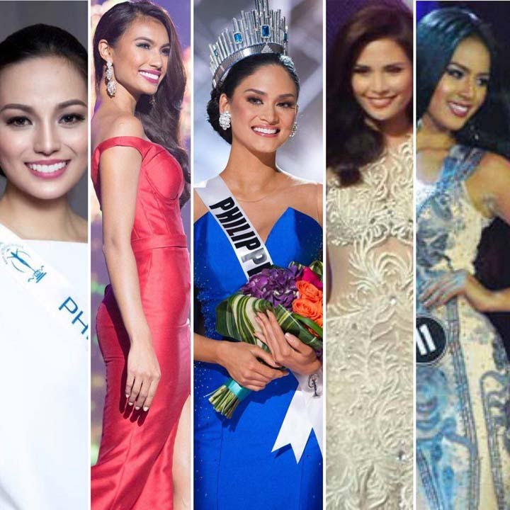Philippines is 'Country of the Year 2015′ in beauty pageants