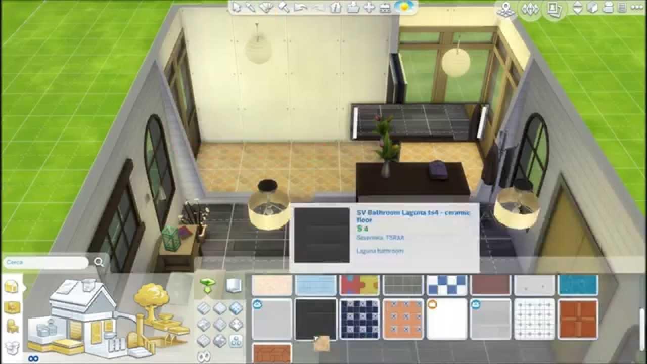 Camera Da Letto Padronale The Sims : Camera da letto con guardaroba speedvideo the sims youtube