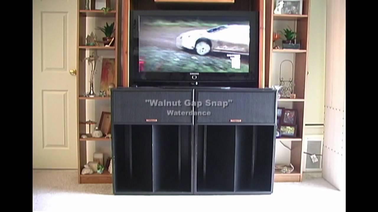 klipsch la scala 2 youtube. Black Bedroom Furniture Sets. Home Design Ideas